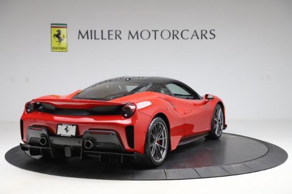 Used 2019 Ferrari 488 Pista for sale $451,702 at Aston Martin of Greenwich in Greenwich CT 06830 7