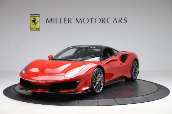 Used 2019 Ferrari 488 Pista for sale $451,702 at Aston Martin of Greenwich in Greenwich CT 06830 1