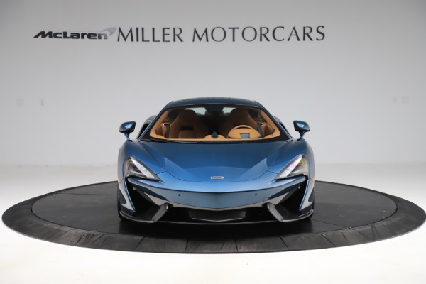 Used 2017 McLaren 570S for sale $149,900 at Aston Martin of Greenwich in Greenwich CT 06830 12