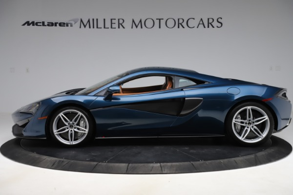 Used 2017 McLaren 570S for sale $149,900 at Aston Martin of Greenwich in Greenwich CT 06830 3