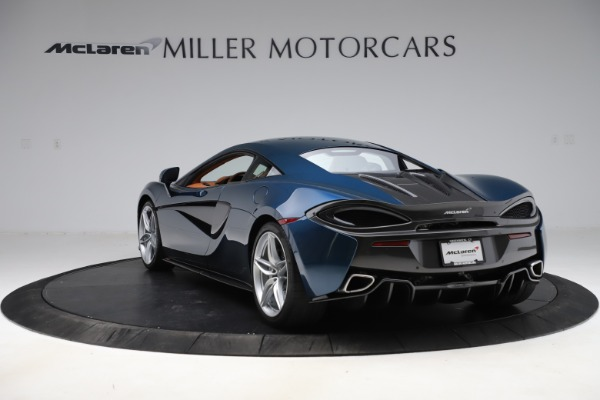 Used 2017 McLaren 570S for sale $149,900 at Aston Martin of Greenwich in Greenwich CT 06830 5