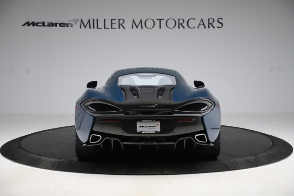 Used 2017 McLaren 570S for sale $149,900 at Aston Martin of Greenwich in Greenwich CT 06830 6