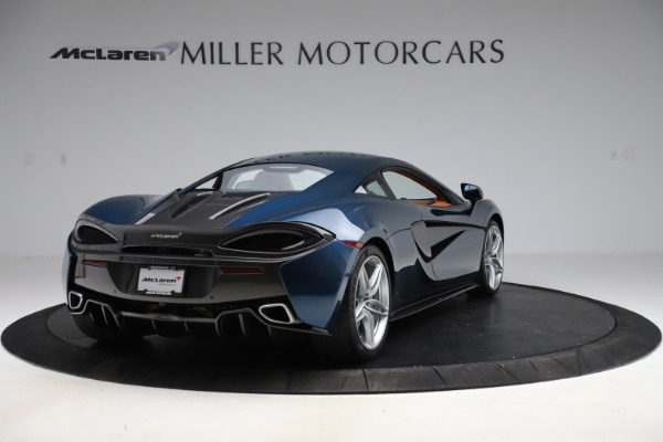 Used 2017 McLaren 570S for sale $149,900 at Aston Martin of Greenwich in Greenwich CT 06830 7