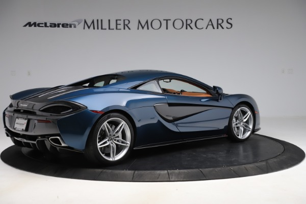 Used 2017 McLaren 570S for sale $149,900 at Aston Martin of Greenwich in Greenwich CT 06830 8