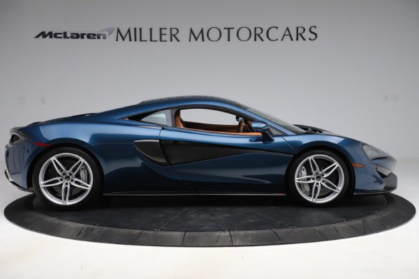Used 2017 McLaren 570S for sale $149,900 at Aston Martin of Greenwich in Greenwich CT 06830 9