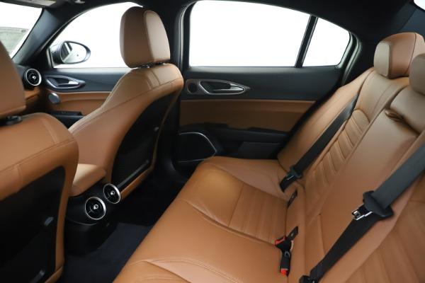 New 2020 Alfa Romeo Giulia Ti Sport Q4 for sale $54,995 at Aston Martin of Greenwich in Greenwich CT 06830 19