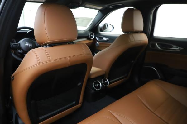 New 2020 Alfa Romeo Giulia Ti Sport Q4 for sale $54,995 at Aston Martin of Greenwich in Greenwich CT 06830 20