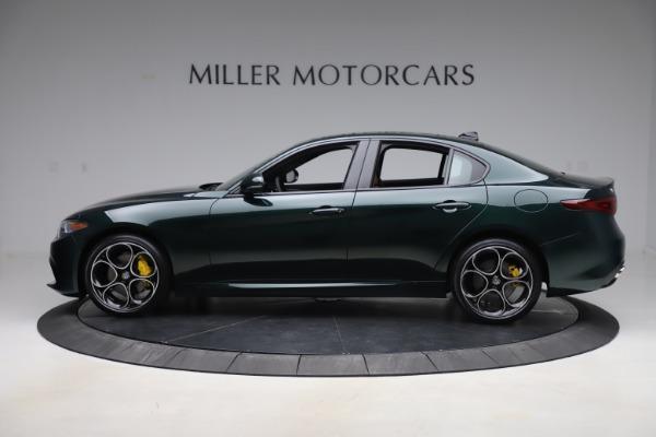 New 2020 Alfa Romeo Giulia Ti Sport Q4 for sale $54,995 at Aston Martin of Greenwich in Greenwich CT 06830 3