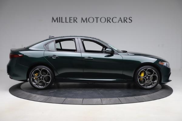 New 2020 Alfa Romeo Giulia Ti Sport Q4 for sale $54,995 at Aston Martin of Greenwich in Greenwich CT 06830 9