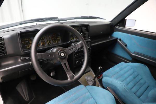Used 1992 Lancia HF Integrale Evo 1 Martini 6 for sale $199,900 at Aston Martin of Greenwich in Greenwich CT 06830 13