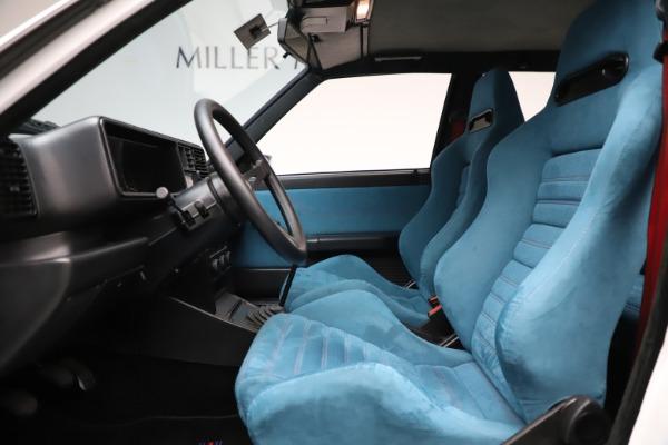 Used 1992 Lancia HF Integrale Evo 1 Martini 6 for sale $199,900 at Aston Martin of Greenwich in Greenwich CT 06830 14