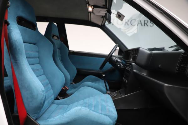 Used 1992 Lancia HF Integrale Evo 1 Martini 6 for sale $199,900 at Aston Martin of Greenwich in Greenwich CT 06830 18