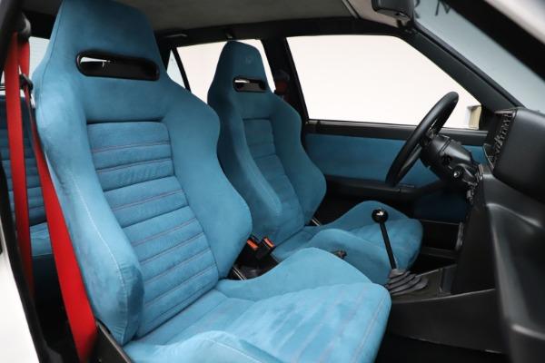 Used 1992 Lancia Delta Integrale Evo 1 - Martini 6 for sale $188,900 at Aston Martin of Greenwich in Greenwich CT 06830 19