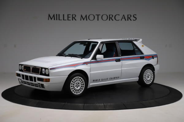 Used 1992 Lancia HF Integrale Evo 1 Martini 6 for sale $199,900 at Aston Martin of Greenwich in Greenwich CT 06830 2