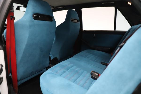 Used 1992 Lancia HF Integrale Evo 1 Martini 6 for sale $199,900 at Aston Martin of Greenwich in Greenwich CT 06830 22