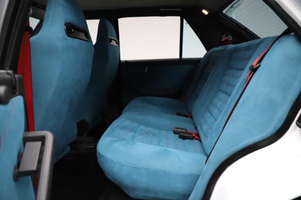 Used 1992 Lancia HF Integrale Evo 1 Martini 6 for sale $199,900 at Aston Martin of Greenwich in Greenwich CT 06830 23