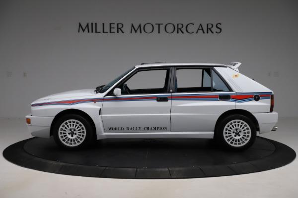 Used 1992 Lancia HF Integrale Evo 1 Martini 6 for sale $199,900 at Aston Martin of Greenwich in Greenwich CT 06830 3