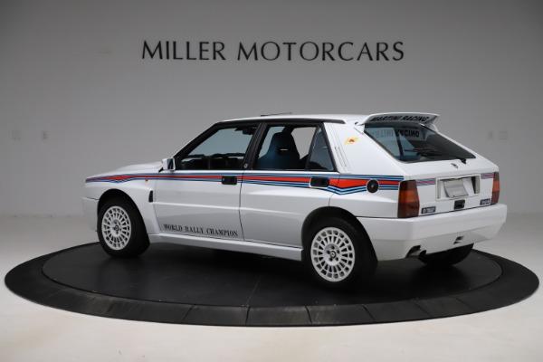 Used 1992 Lancia HF Integrale Evo 1 Martini 6 for sale $199,900 at Aston Martin of Greenwich in Greenwich CT 06830 4