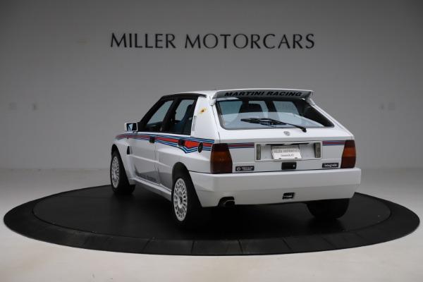 Used 1992 Lancia HF Integrale Evo 1 Martini 6 for sale $199,900 at Aston Martin of Greenwich in Greenwich CT 06830 5