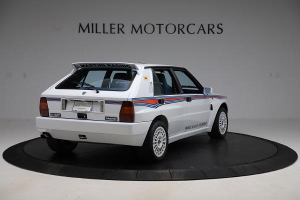 Used 1992 Lancia Delta Integrale Evo 1 - Martini 6 for sale $188,900 at Aston Martin of Greenwich in Greenwich CT 06830 7