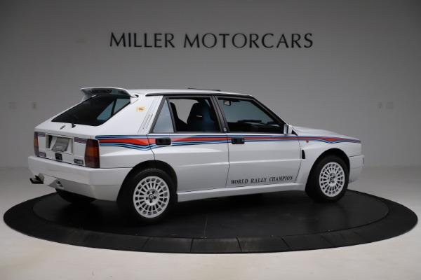 Used 1992 Lancia Delta Integrale Evo 1 - Martini 6 for sale $188,900 at Aston Martin of Greenwich in Greenwich CT 06830 8