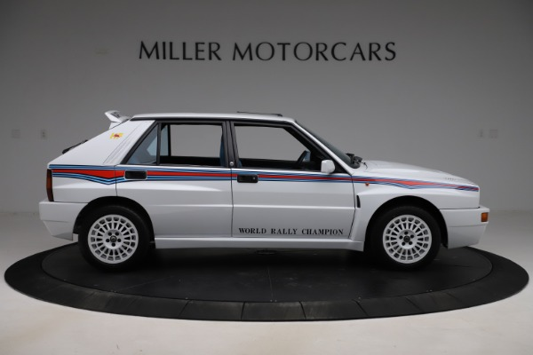 Used 1992 Lancia HF Integrale Evo 1 Martini 6 for sale $199,900 at Aston Martin of Greenwich in Greenwich CT 06830 9