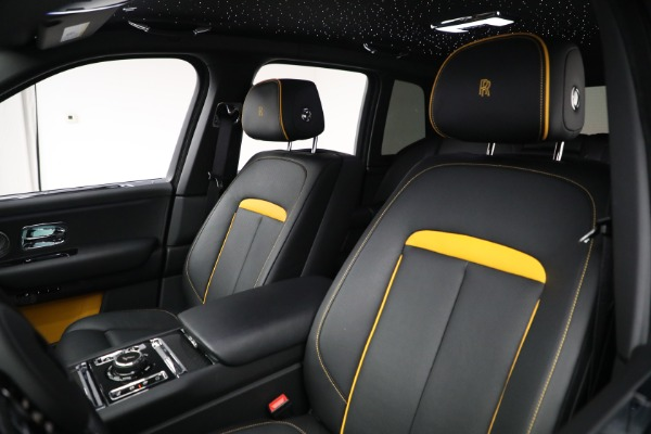 New 2020 Rolls-Royce Cullinan Black Badge for sale $436,275 at Aston Martin of Greenwich in Greenwich CT 06830 14