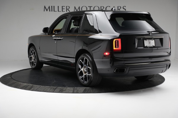 New 2020 Rolls-Royce Cullinan Black Badge for sale $436,275 at Aston Martin of Greenwich in Greenwich CT 06830 5
