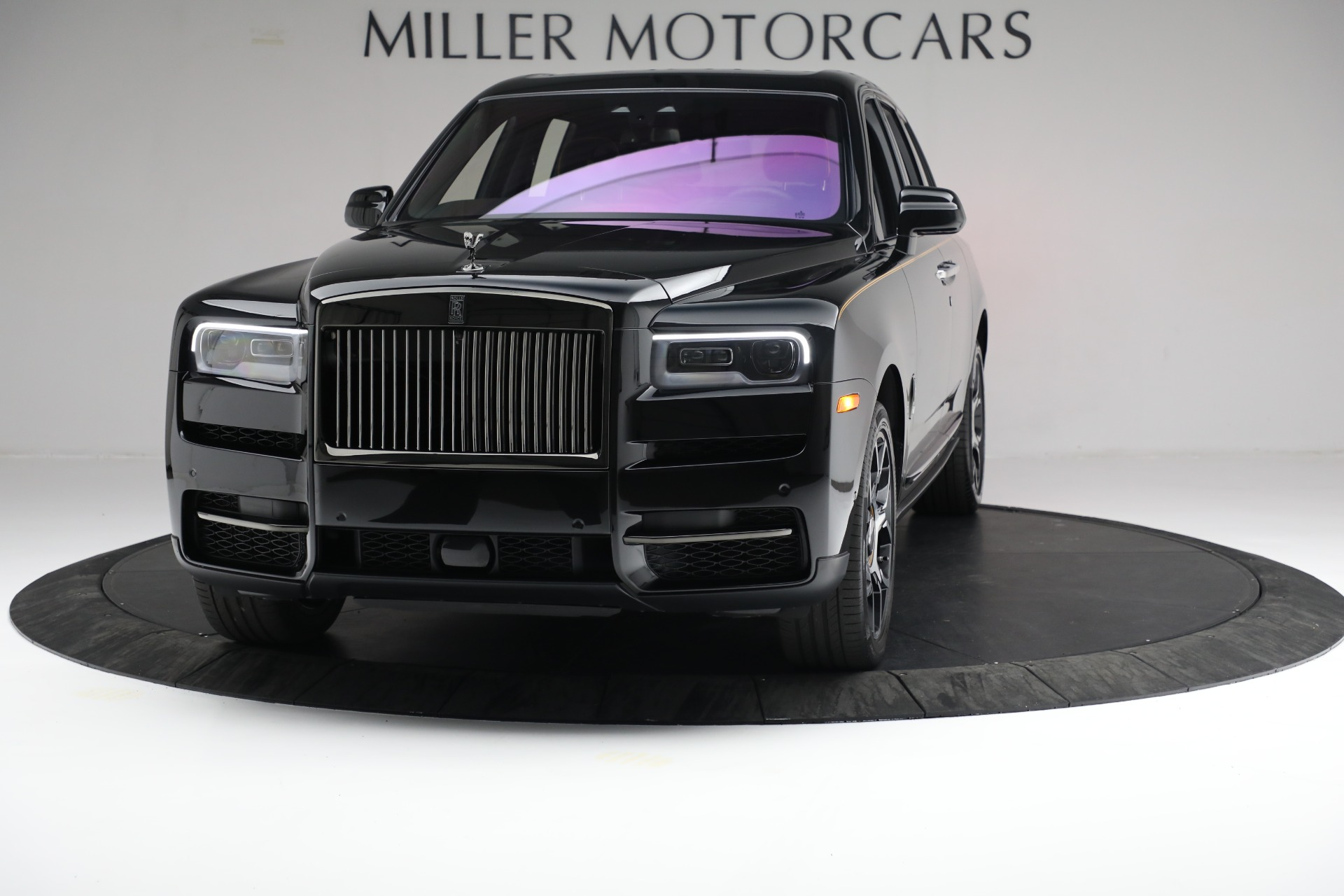 New 2020 Rolls-Royce Cullinan Black Badge for sale $436,275 at Aston Martin of Greenwich in Greenwich CT 06830 1