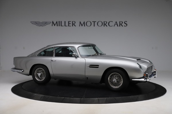 Used 1964 Aston Martin DB5 for sale Call for price at Aston Martin of Greenwich in Greenwich CT 06830 10