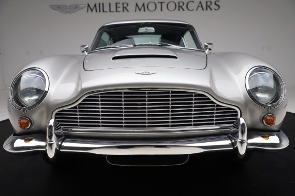 Used 1964 Aston Martin DB5 for sale Call for price at Aston Martin of Greenwich in Greenwich CT 06830 14