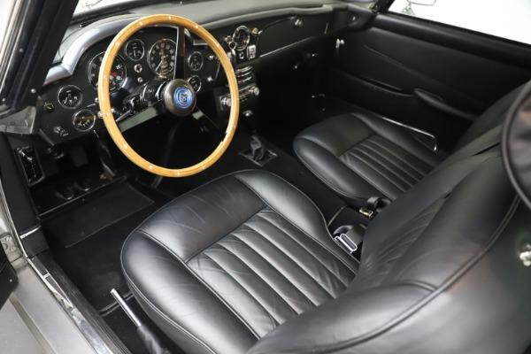Used 1964 Aston Martin DB5 for sale Call for price at Aston Martin of Greenwich in Greenwich CT 06830 15