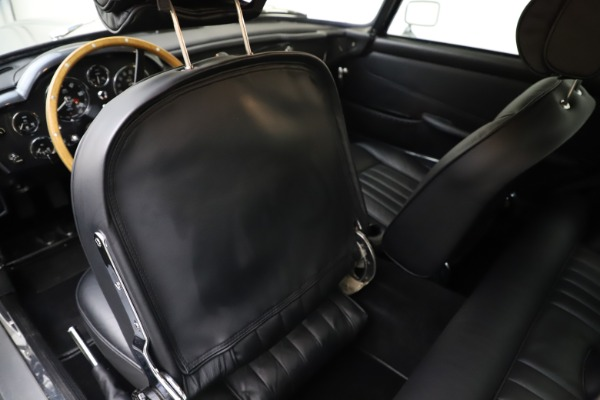 Used 1964 Aston Martin DB5 for sale Call for price at Aston Martin of Greenwich in Greenwich CT 06830 17