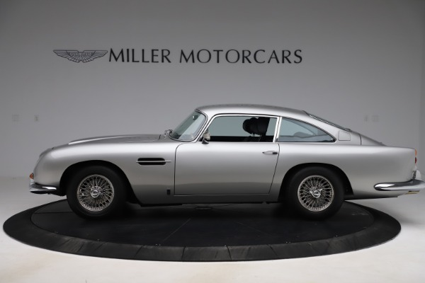 Used 1964 Aston Martin DB5 for sale Call for price at Aston Martin of Greenwich in Greenwich CT 06830 3