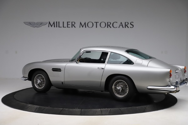 Used 1964 Aston Martin DB5 for sale Call for price at Aston Martin of Greenwich in Greenwich CT 06830 4