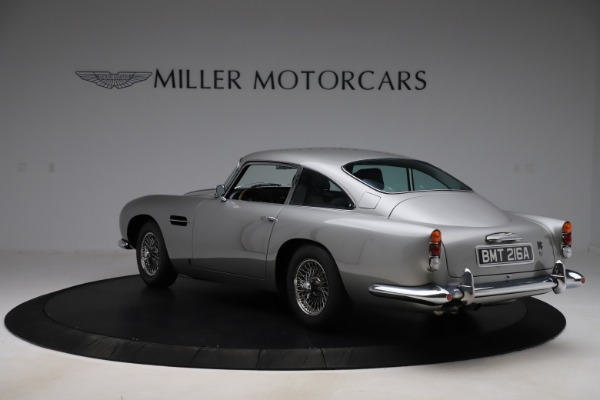 Used 1964 Aston Martin DB5 for sale Call for price at Aston Martin of Greenwich in Greenwich CT 06830 5