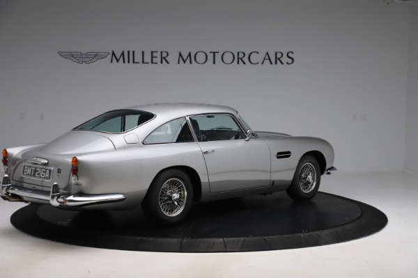 Used 1964 Aston Martin DB5 for sale Call for price at Aston Martin of Greenwich in Greenwich CT 06830 8