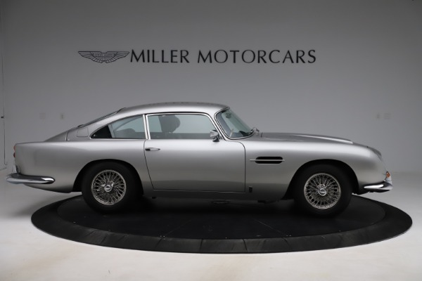 Used 1964 Aston Martin DB5 for sale Call for price at Aston Martin of Greenwich in Greenwich CT 06830 9