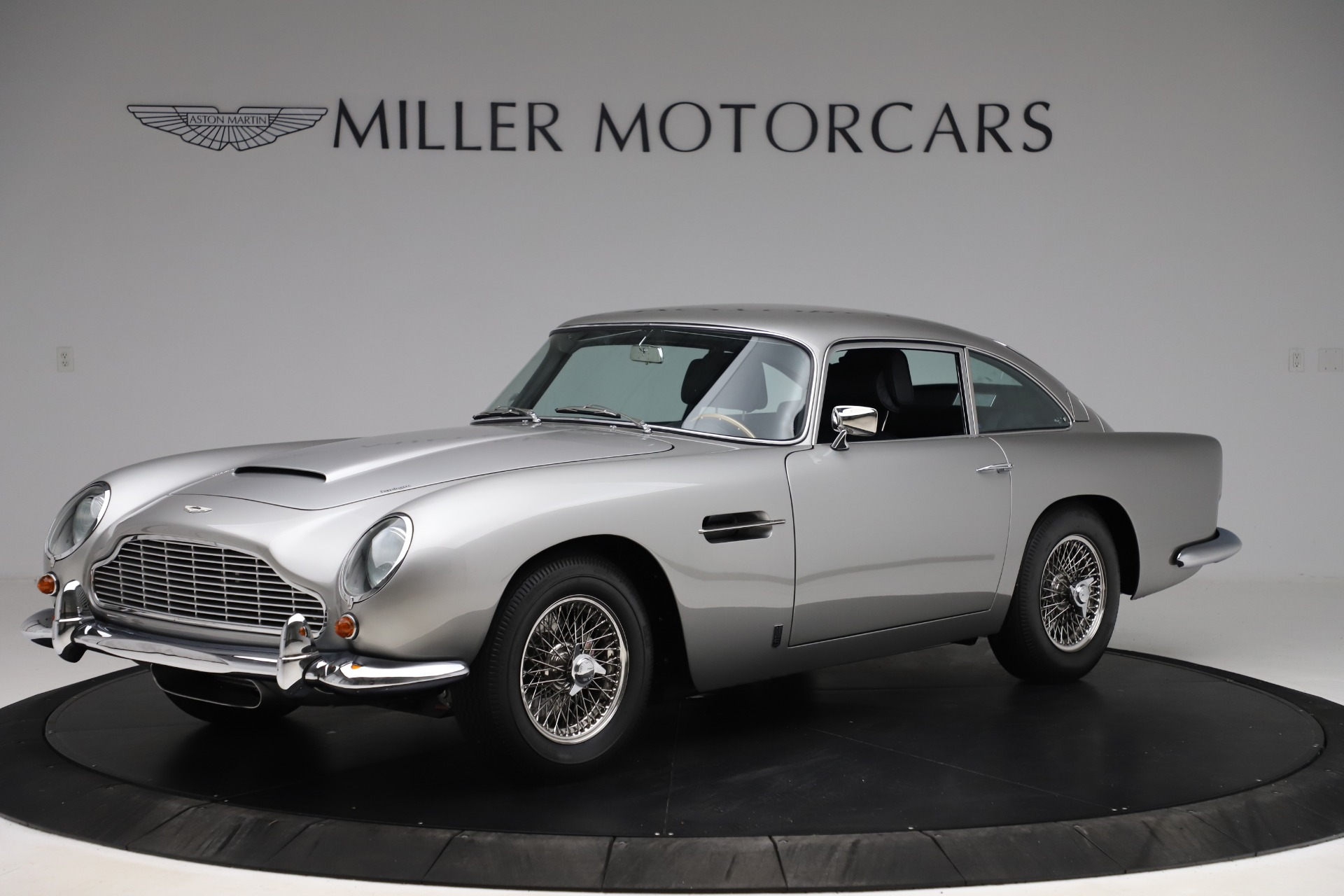 Used 1964 Aston Martin DB5 for sale Call for price at Aston Martin of Greenwich in Greenwich CT 06830 1