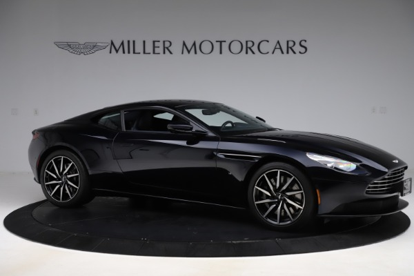 Used 2017 Aston Martin DB11 V12 for sale $134,900 at Aston Martin of Greenwich in Greenwich CT 06830 10