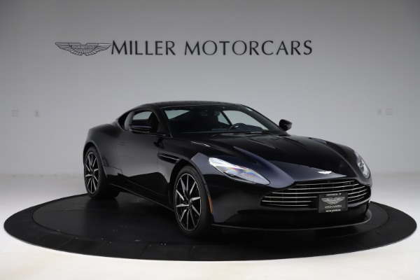 Used 2017 Aston Martin DB11 V12 for sale $134,900 at Aston Martin of Greenwich in Greenwich CT 06830 11