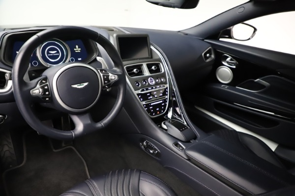 Used 2017 Aston Martin DB11 V12 for sale $134,900 at Aston Martin of Greenwich in Greenwich CT 06830 13