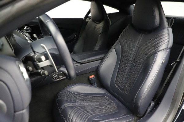 Used 2017 Aston Martin DB11 V12 for sale $134,900 at Aston Martin of Greenwich in Greenwich CT 06830 15