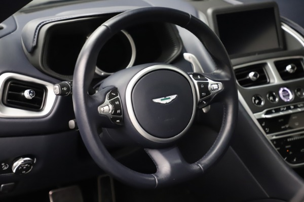 Used 2017 Aston Martin DB11 V12 for sale $134,900 at Aston Martin of Greenwich in Greenwich CT 06830 16