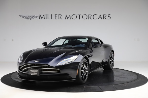 Used 2017 Aston Martin DB11 V12 for sale $134,900 at Aston Martin of Greenwich in Greenwich CT 06830 2