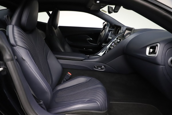 Used 2017 Aston Martin DB11 V12 for sale $134,900 at Aston Martin of Greenwich in Greenwich CT 06830 21