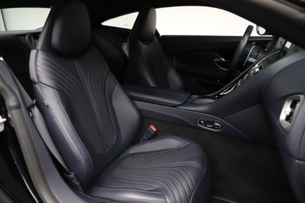 Used 2017 Aston Martin DB11 V12 for sale $134,900 at Aston Martin of Greenwich in Greenwich CT 06830 22