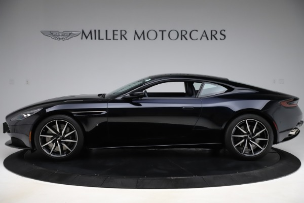 Used 2017 Aston Martin DB11 V12 for sale $134,900 at Aston Martin of Greenwich in Greenwich CT 06830 3