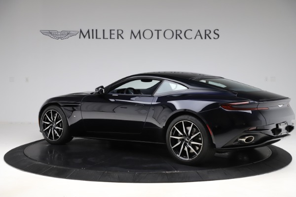 Used 2017 Aston Martin DB11 V12 for sale $134,900 at Aston Martin of Greenwich in Greenwich CT 06830 4