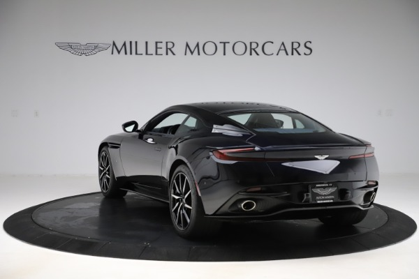 Used 2017 Aston Martin DB11 V12 for sale $134,900 at Aston Martin of Greenwich in Greenwich CT 06830 5
